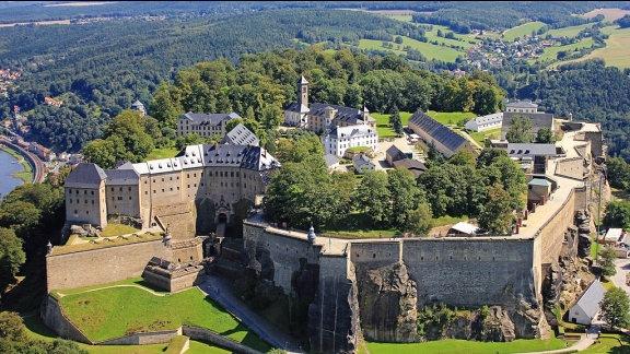 Königstein erőd