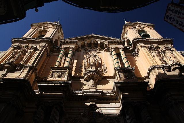 Szent Pál hajótörése templom