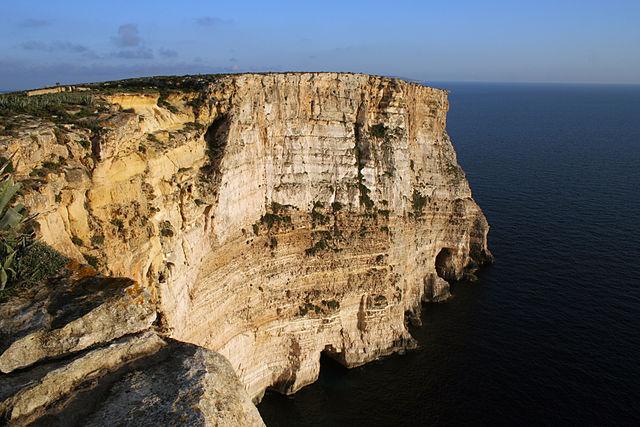 Ta'Cenc sziklák