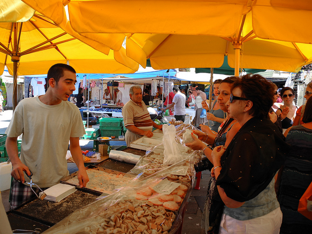 Marsaxlokki piac