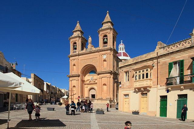 Marsaxlokk temploma