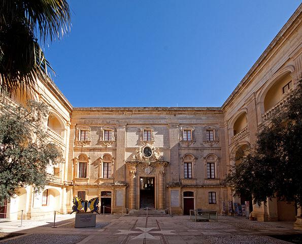Palazzo Villhena: Természettudományi Múzeum