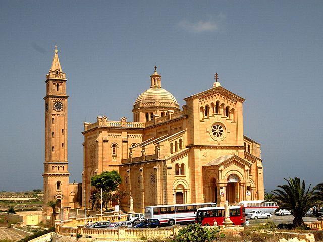 Ta' Pinu Bazilika