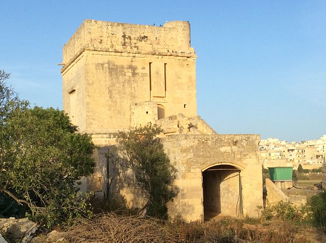 Tal-Buttar torony