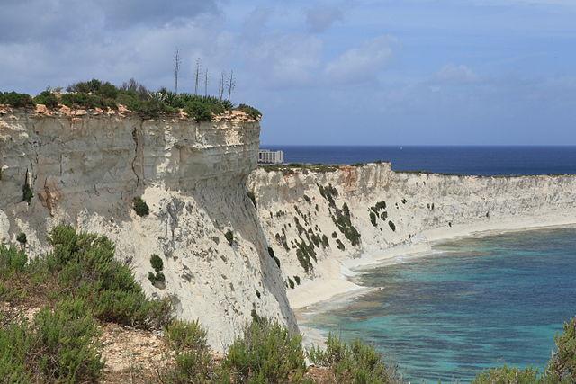 Xrobb l-Għaġin Természet Park