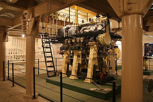 Tengerészeti múzeum