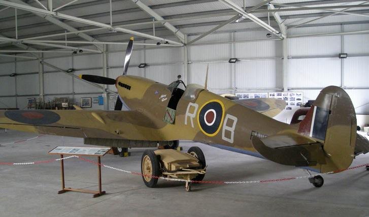 Máltai Repülés Múzeum