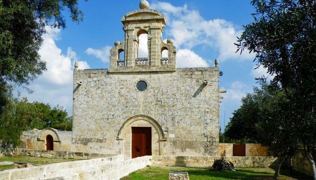 Bir Miftuħ Szent Mária kápolnája