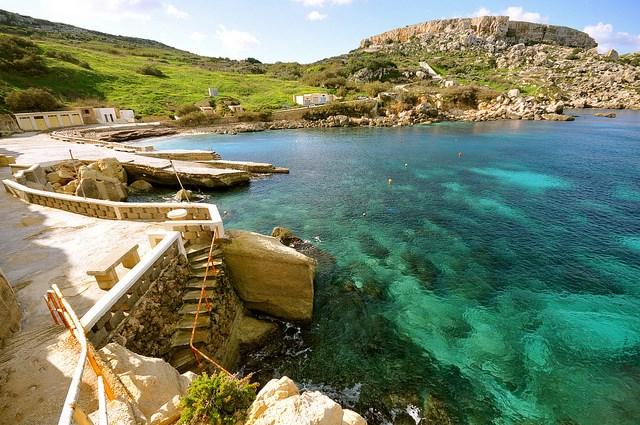 Daħlet Qorrot öböl