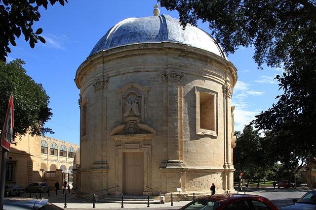 Sarria-templom