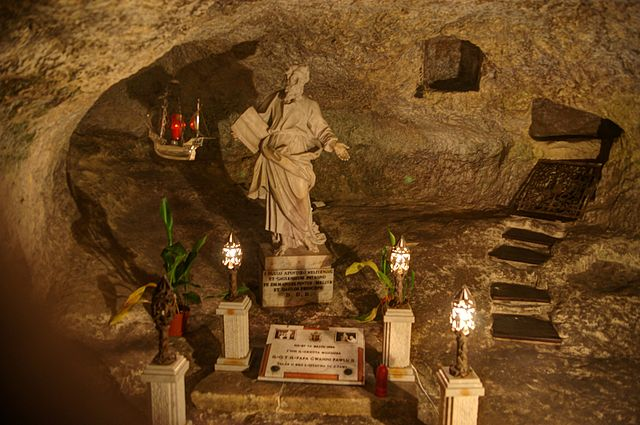 Szent Pál barlang