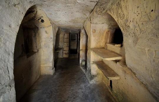 Ta' Bistra katakombák