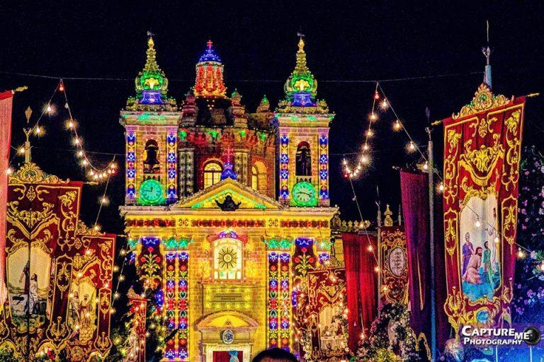 Vallásos ünnepségek Máltán