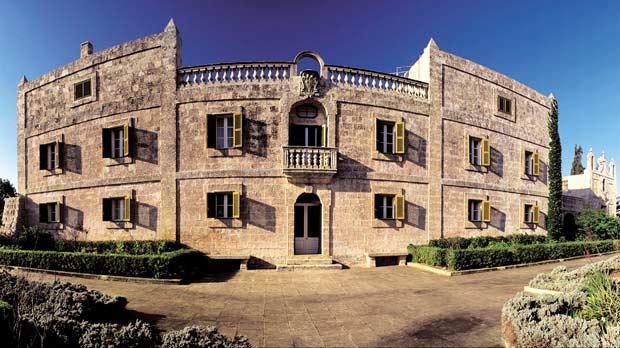 Az Inkvizítor nyári rezidenciája