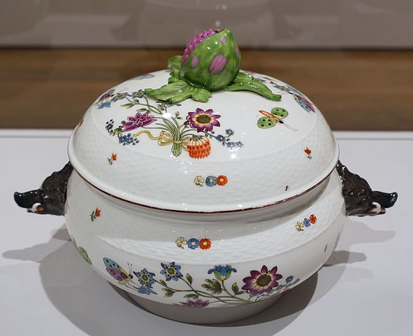 Meisseni porcelán