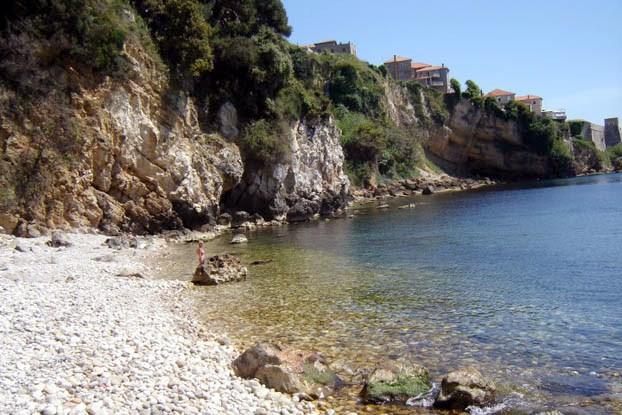 Liman I. strand