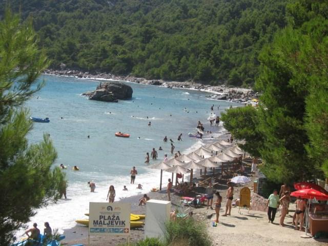 Maljevik strand