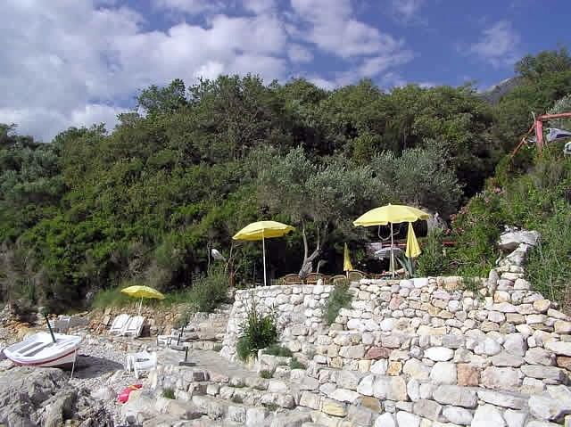 Rijeka Rezevici strand