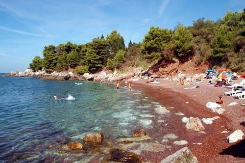 Vörös strand