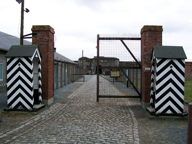 Breendonk-erőd