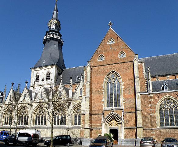 Szent Quentin-katedrális, Hasselt