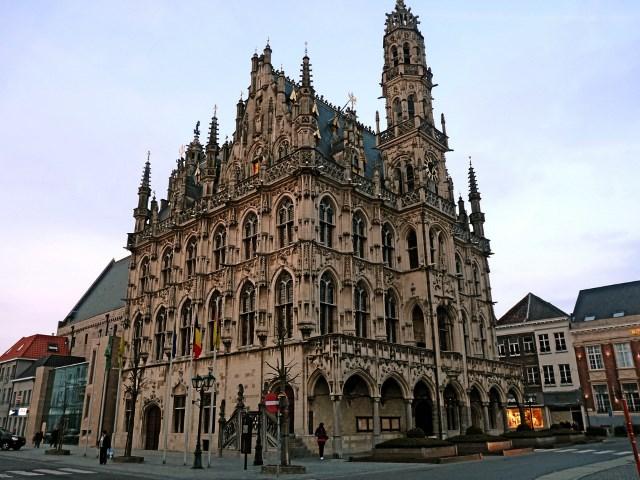 Városháza, Oudenaarde