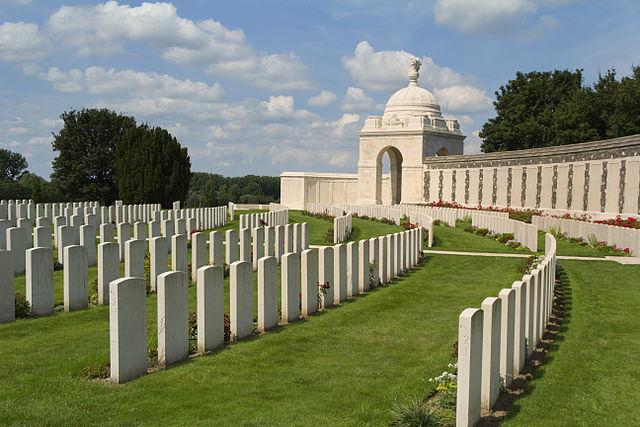 Tyne Cot temető