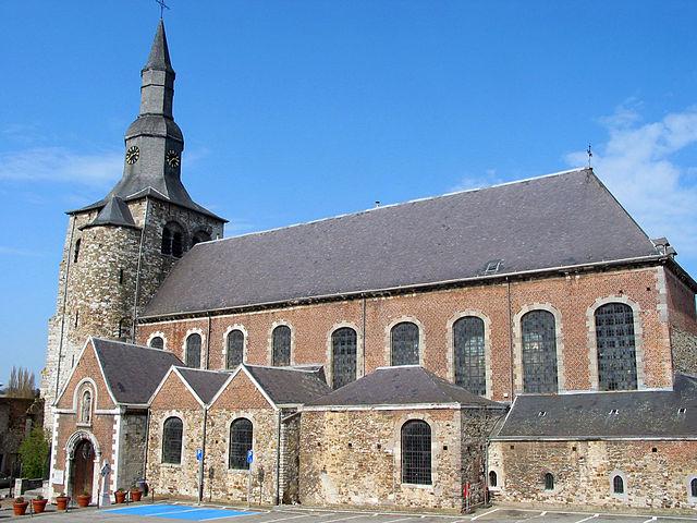 Szent Feuillien-templom, Fosses-la-Ville