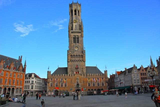 Brugge harangtoronya