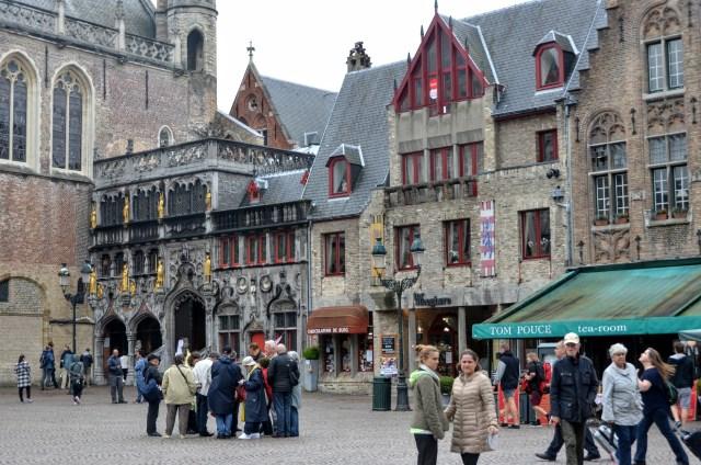 Szent-Vér bazilika, Brugge