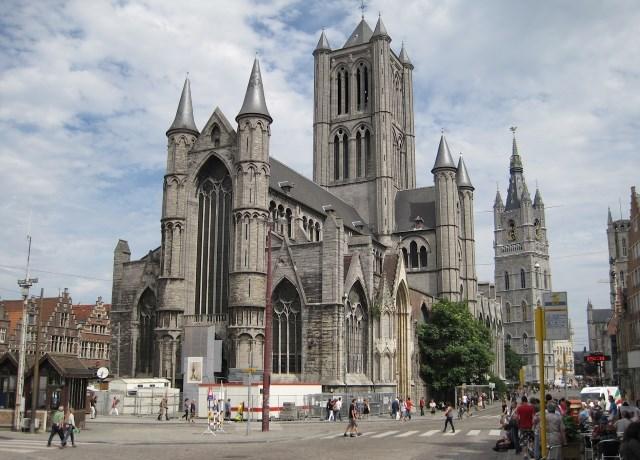 Szent Bávó-katedrális, Gent