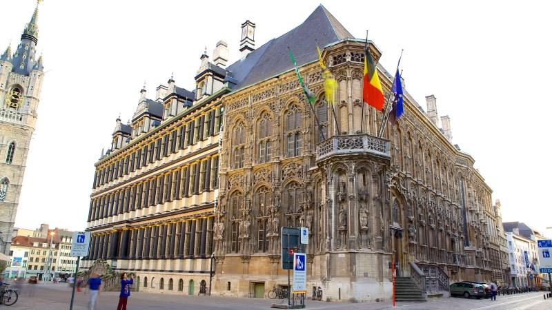 Városháza, Gent